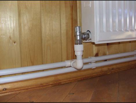 Как сделать отопление частного дома фото 31