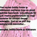 Hobby Home İp Dükkanım