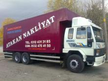 Asansörlü Evden Eve Nakliyat Ankara
