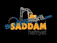Saddam Hafriyat Logosu
