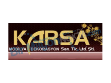 Karsa Mobilya Dekorasyon San. Tic. Ltd. Şti.