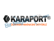 Karaport Makina – Makine Alım & Satım Portal | New & Used Machinery Portal