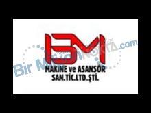 Bm Makine ve Asansör San. Tic. Ltd. Sti.