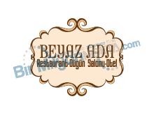 BEYAZ ADA RESTAURANT-DÜĞÜN SALONU-OTEL