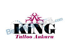 king tattoo ankara