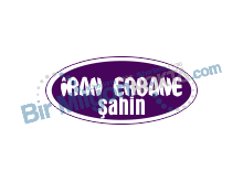 İRAN ERBANE ŞAHİN Logosu