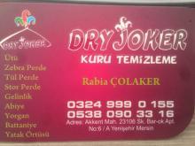 Dry Joker Kuru Temizleme