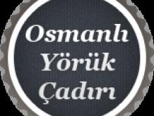 Osmanlı Yörük Çadırı Kıl Çadır