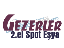 Gezerler 2.el Spot Eşya