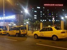 Mersin Şehir Hastanesi Taksi