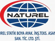 Naturel Statik Toz Boya