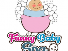 Funny Baby Spa