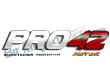 Pro42 Motor Tamir