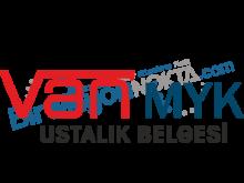 Van Myk Ustalık Belgesi