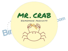 Mr. Crab Pizza